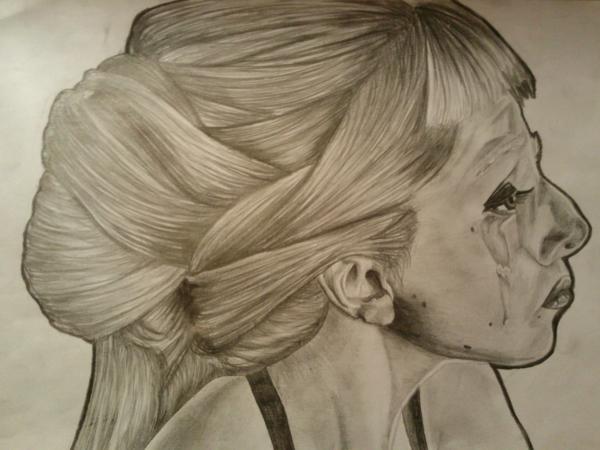 Lady Gaga by Moi